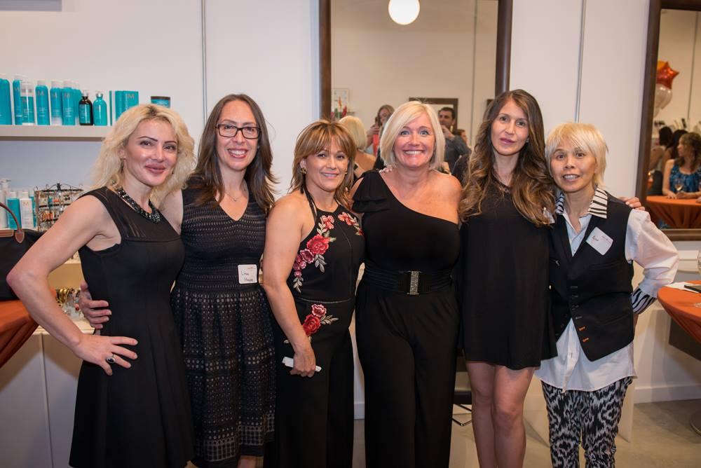 Zuka Beauty Lounge Hosts Grand Reopening Ribbon Cutting